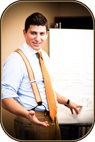 Jonathan Teaching future Accountants