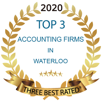 Jonathan Moraitis CPA and Associates Professional Corporation made top 3 firms in Kitchener-Waterloo by  threebestrated.ca
